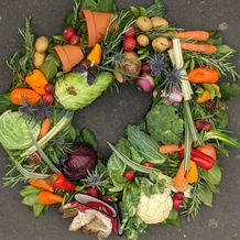 allotment wreath